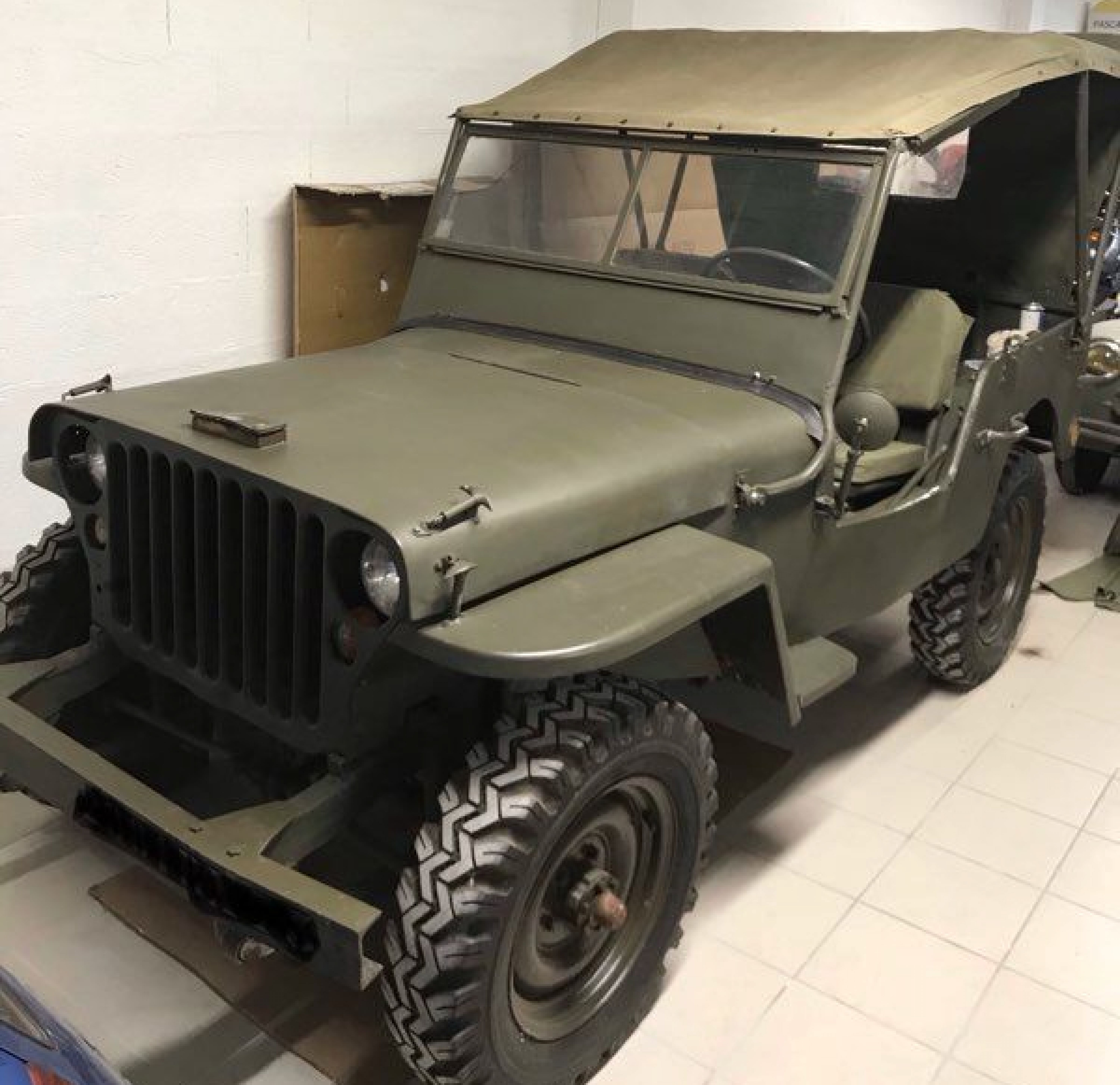 Jeep willys mb - Photo 1