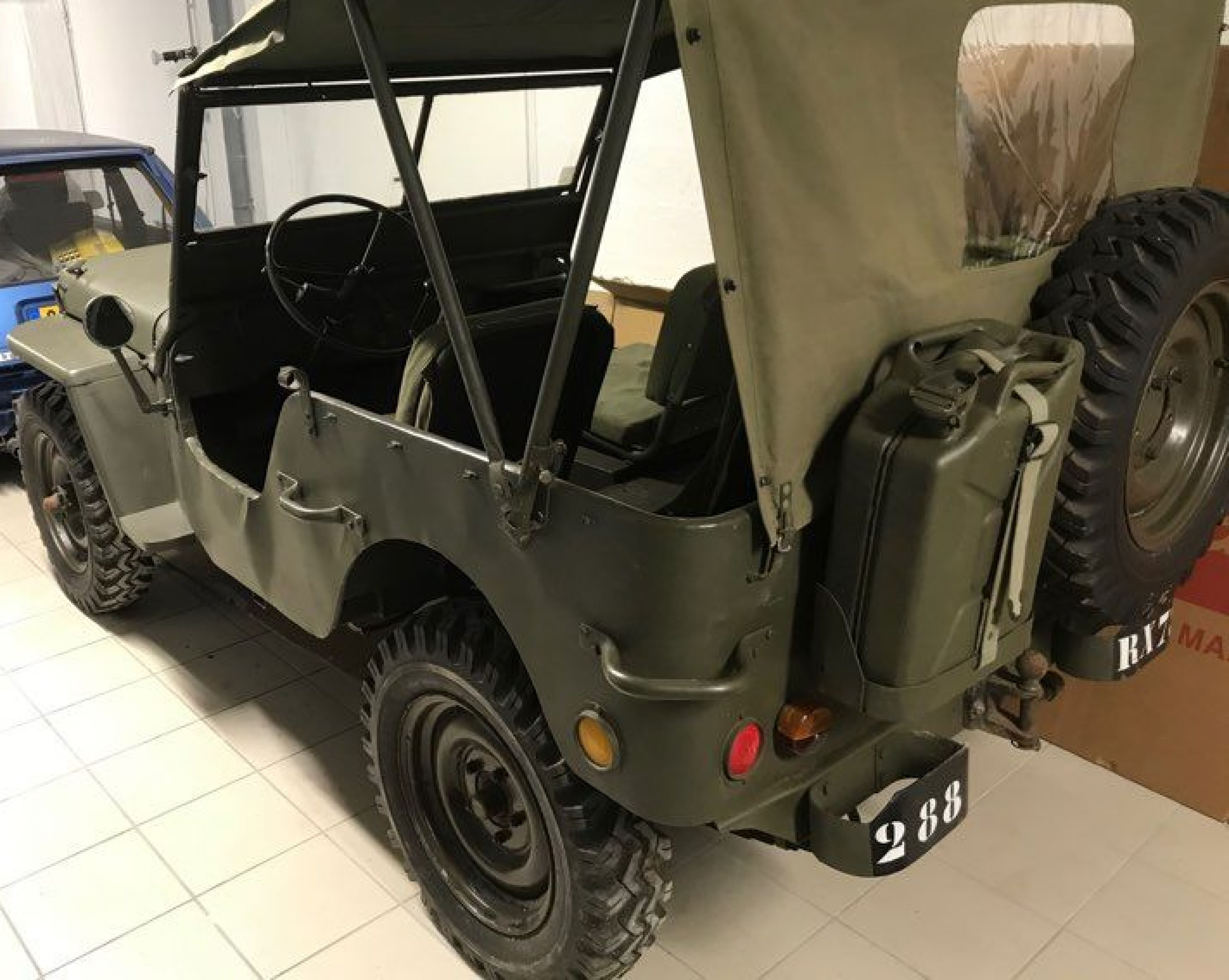 Jeep willys mb - Photo 2
