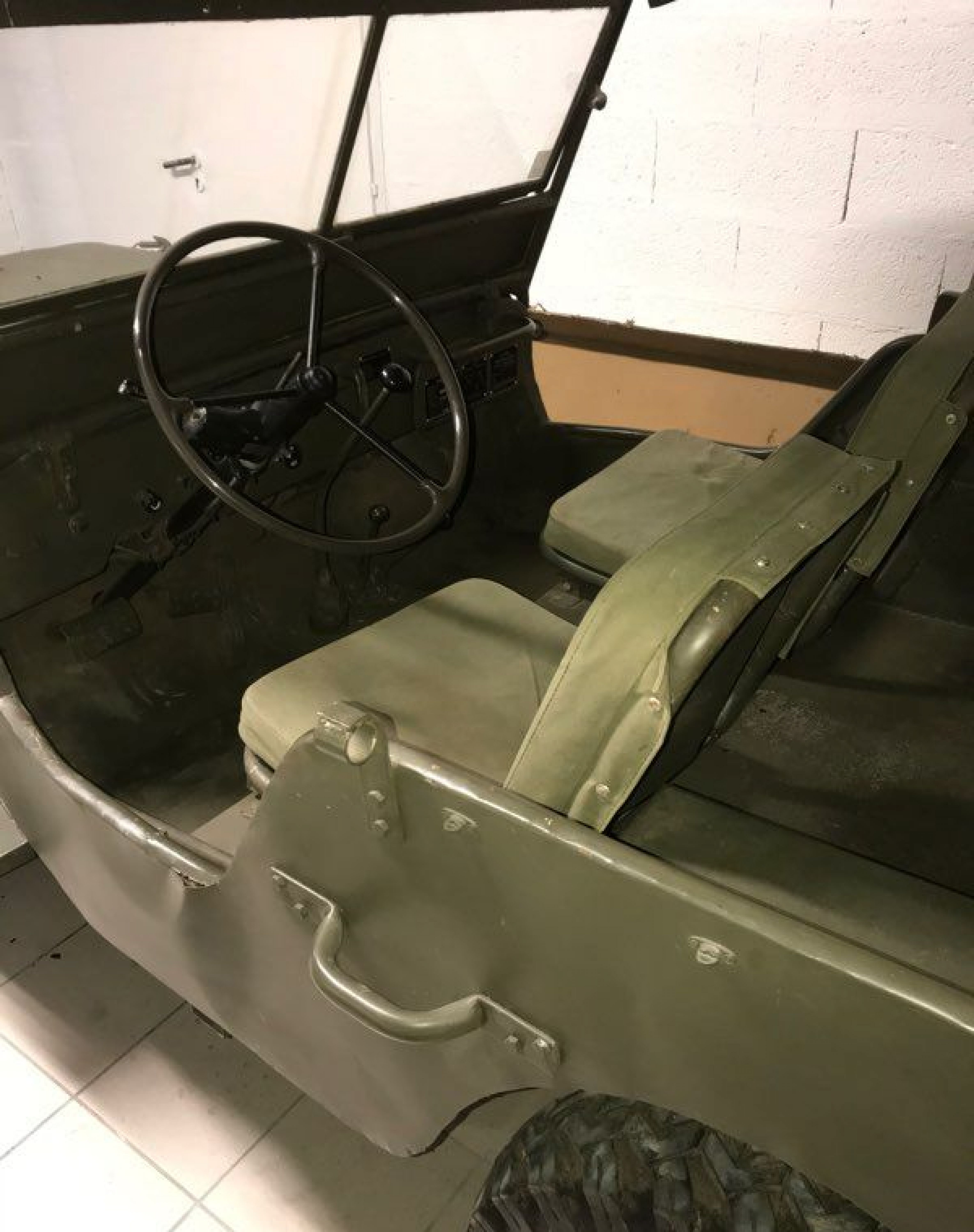 Jeep willys mb - Photo 3