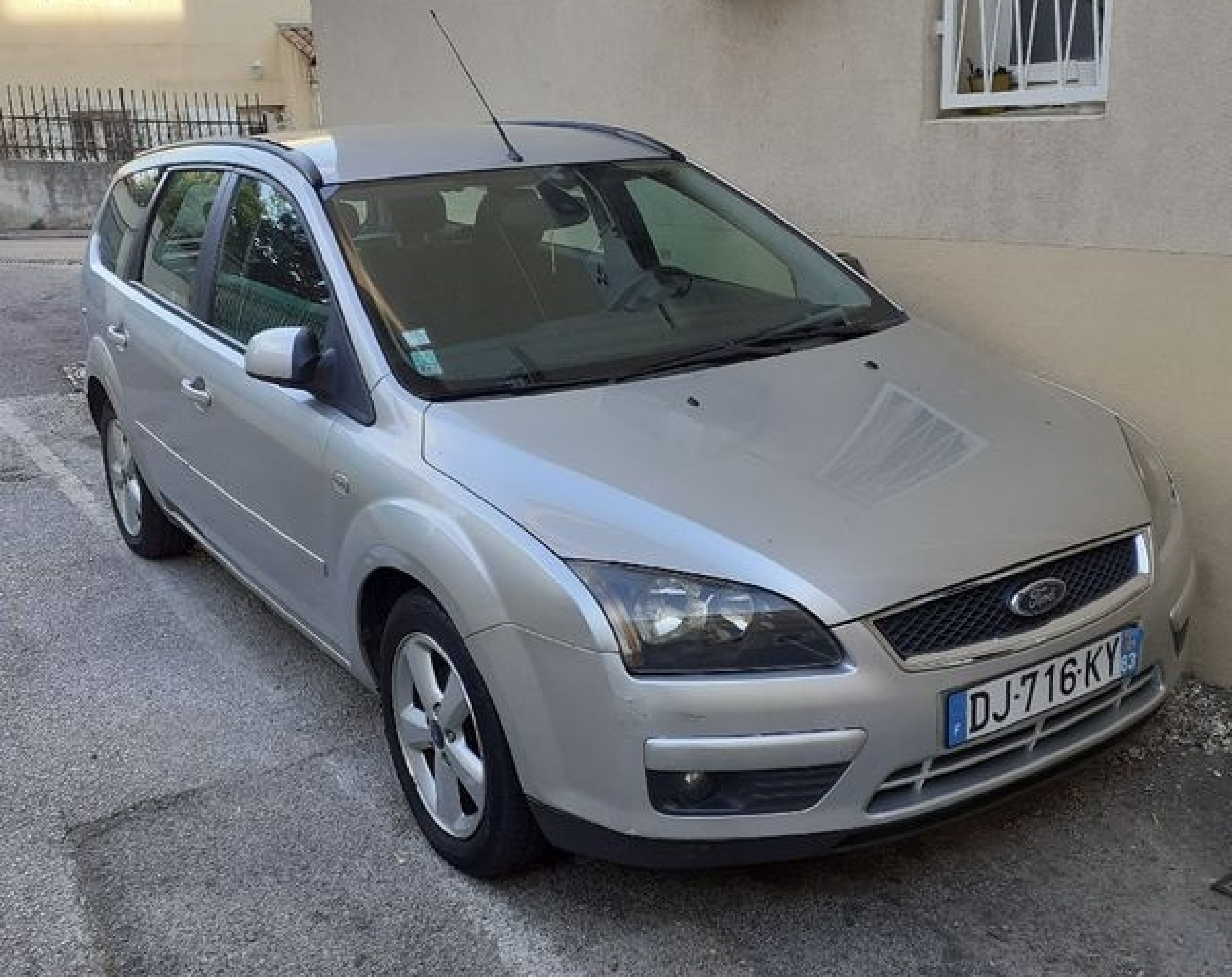 Ford focus break 1.6 tdci - Photo 1