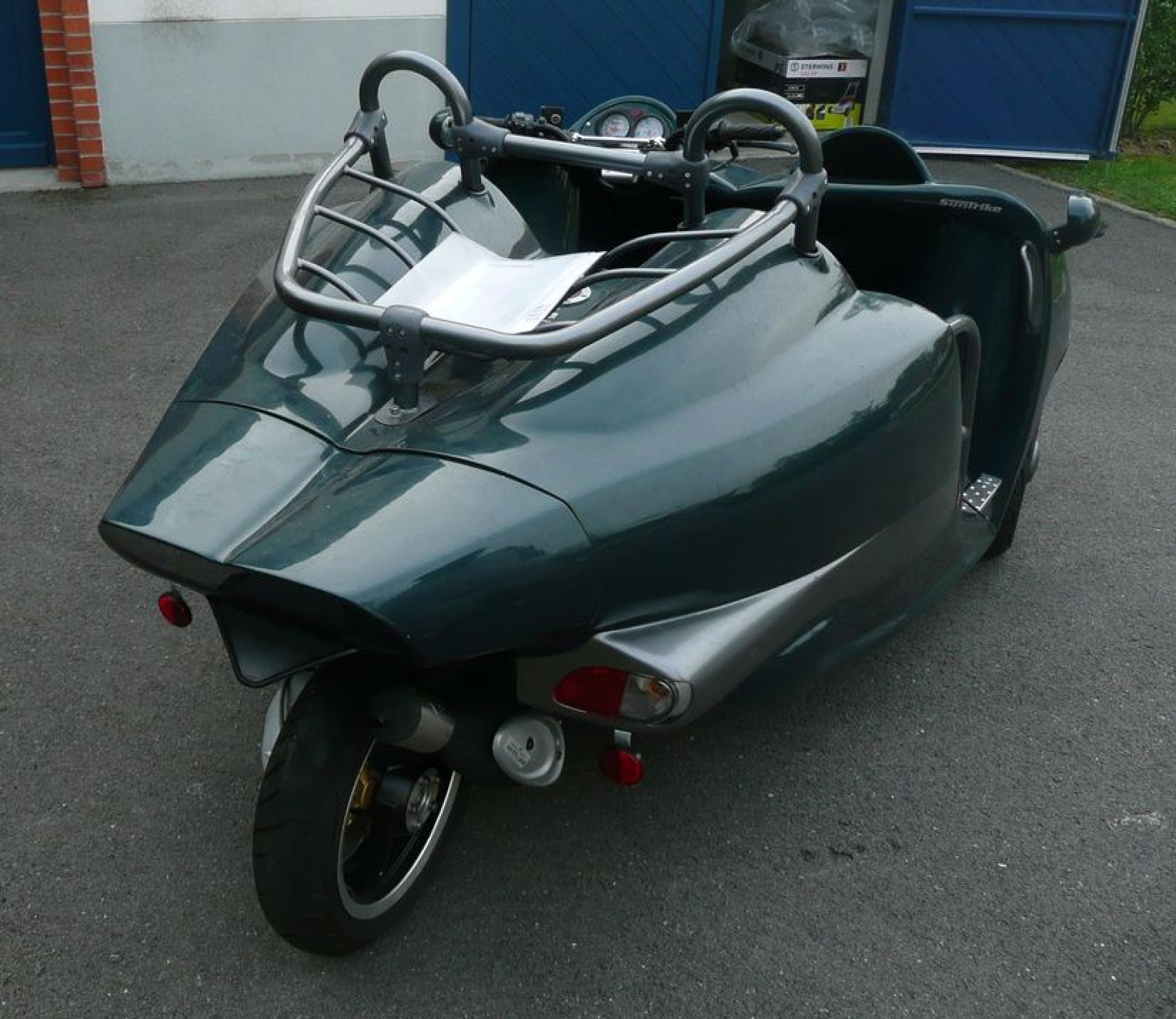 SunTrike 50cc - Photo 1