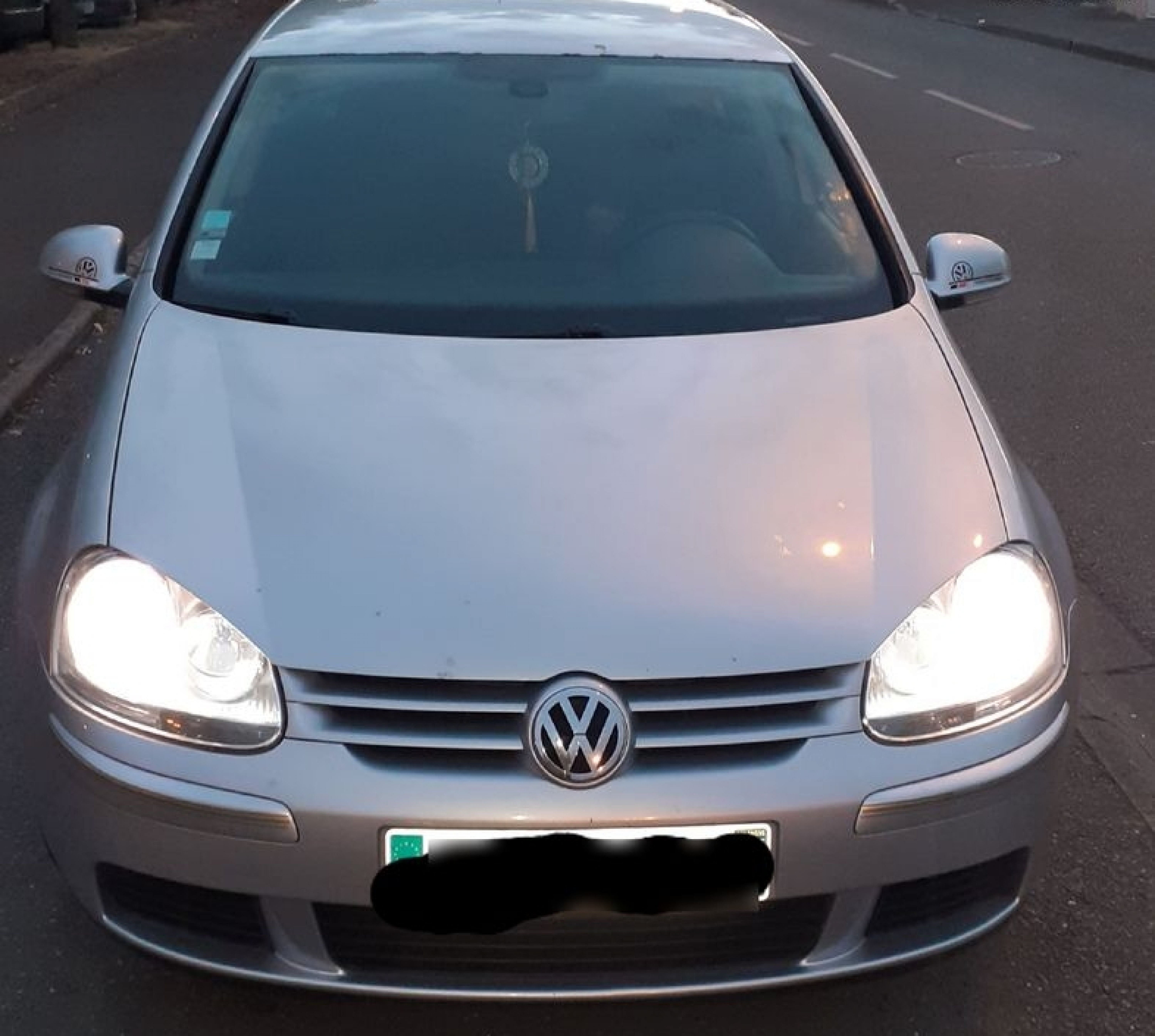 Golf 5 tdi 1.9l - Photo 1