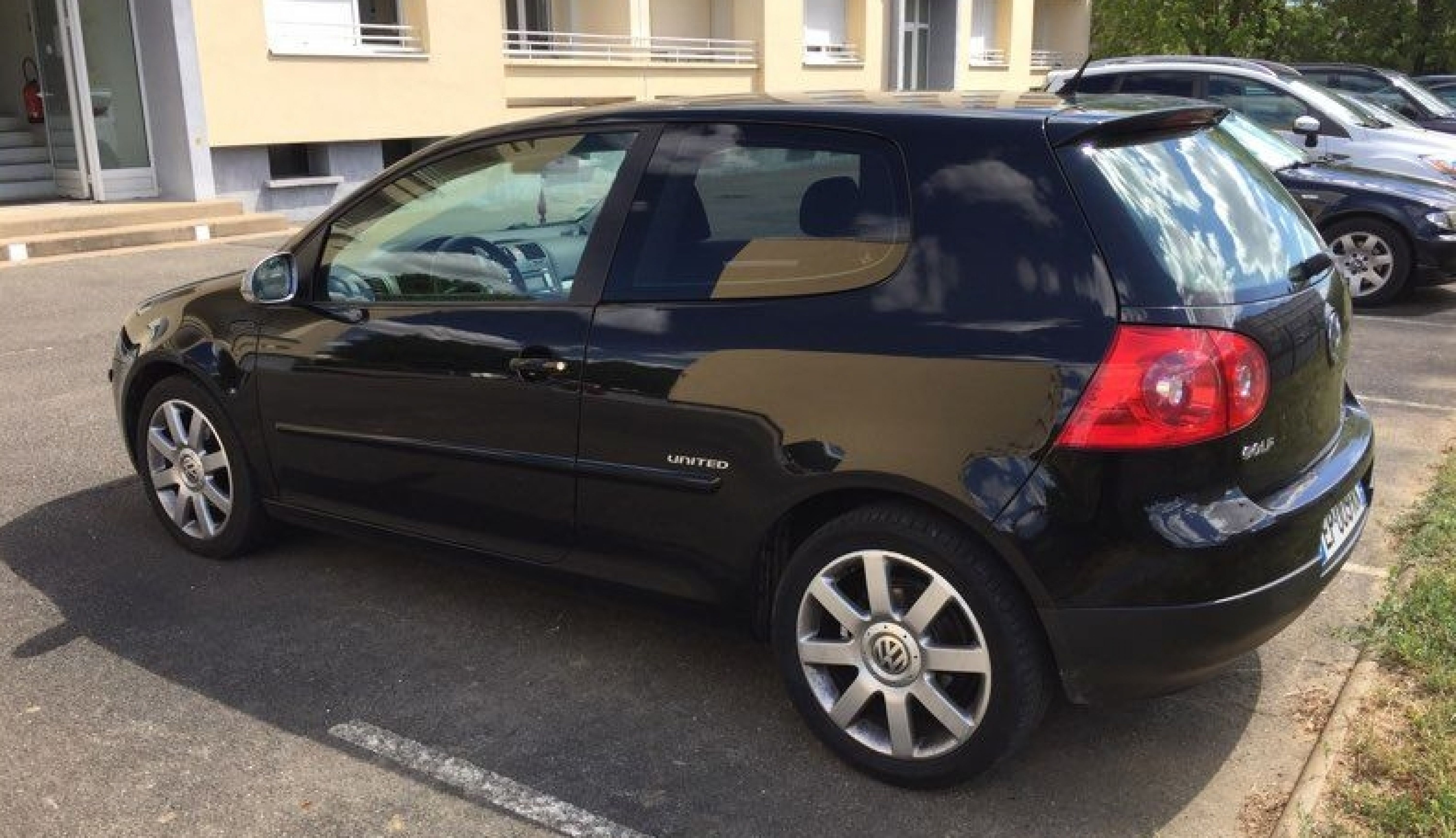 Golf v 1.9 tdi  - Photo 2