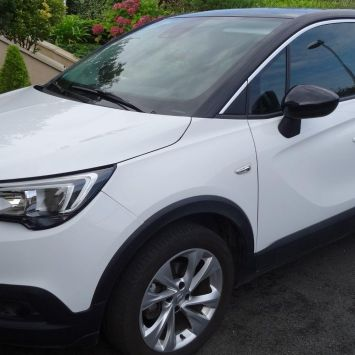 Crossland x innovation 1.2 turbo