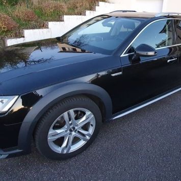 A4 allroad design luxe