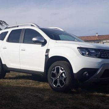 Duster dci 115